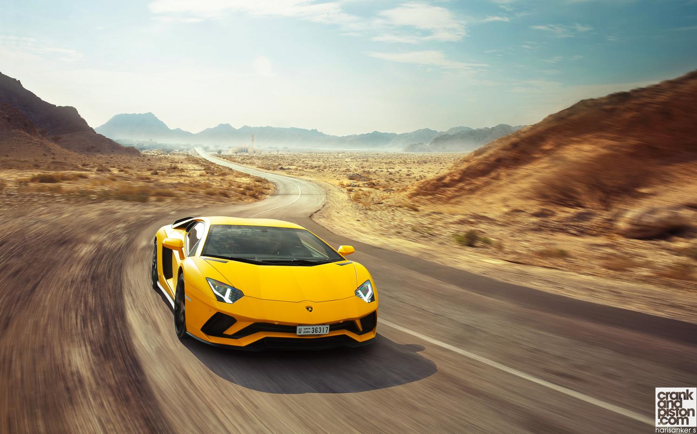 Lamborghini Aventador- S  by Harisanker S Nair