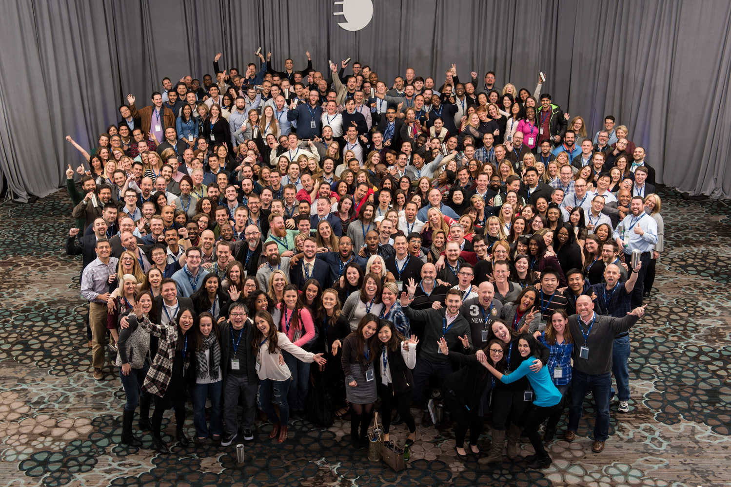 Large Group Photo by Patrick Williams