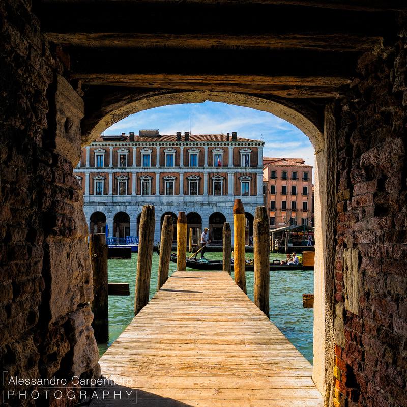 Life in Venice by Alessandro Carpentiero