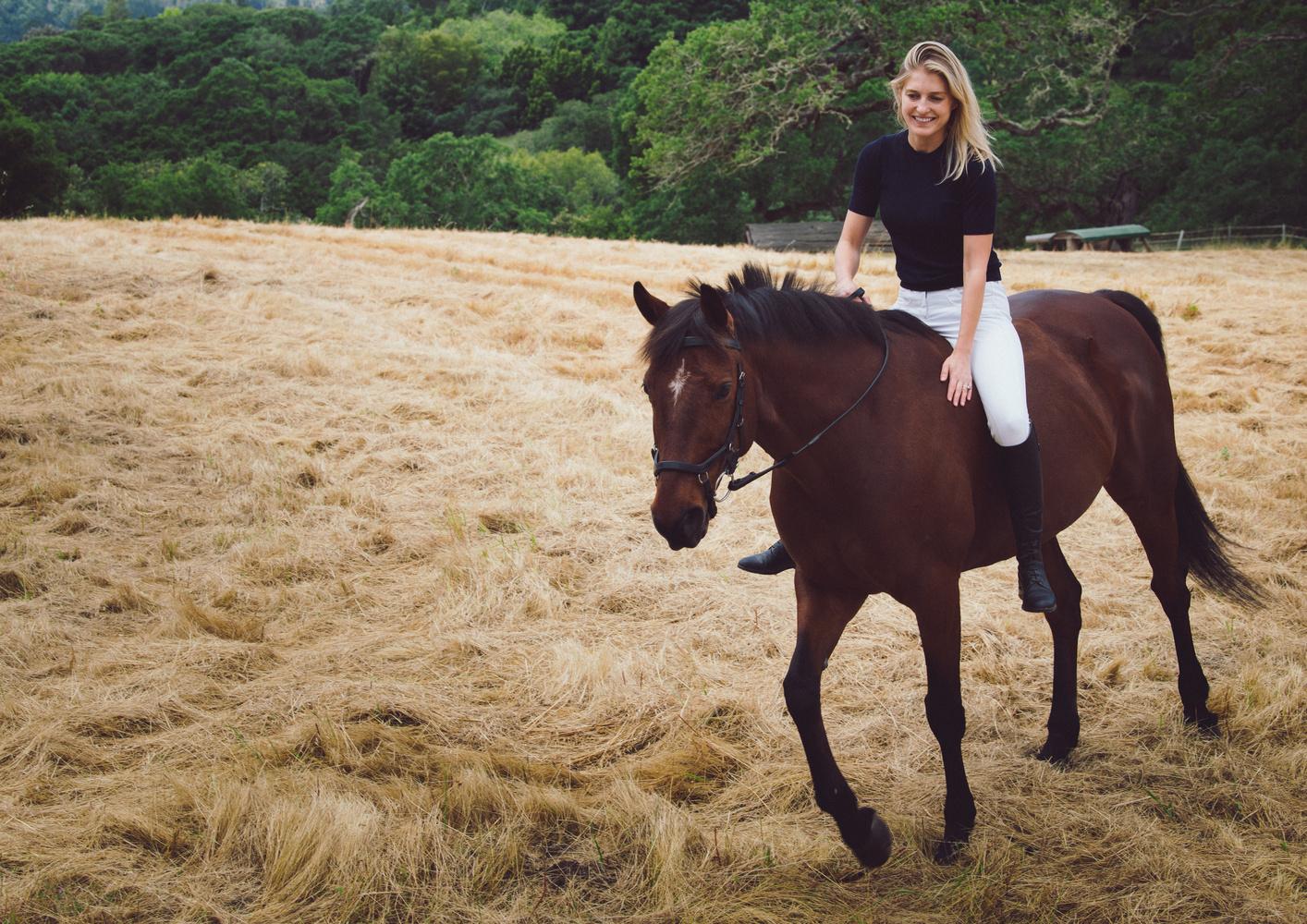 Equestrian by Oksana Kemp