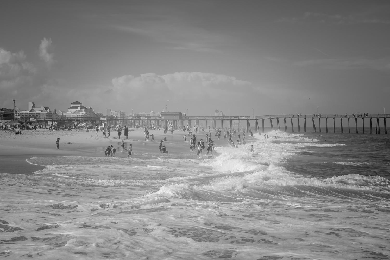 Ocean City by Oksana Kemp