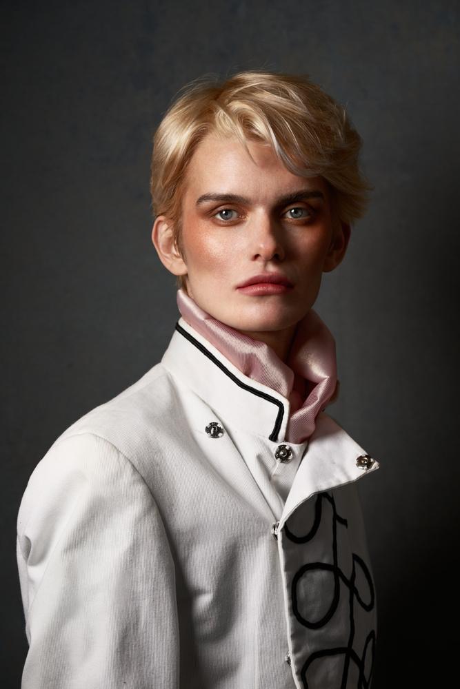 Lysander portrait by Daniel Hollister