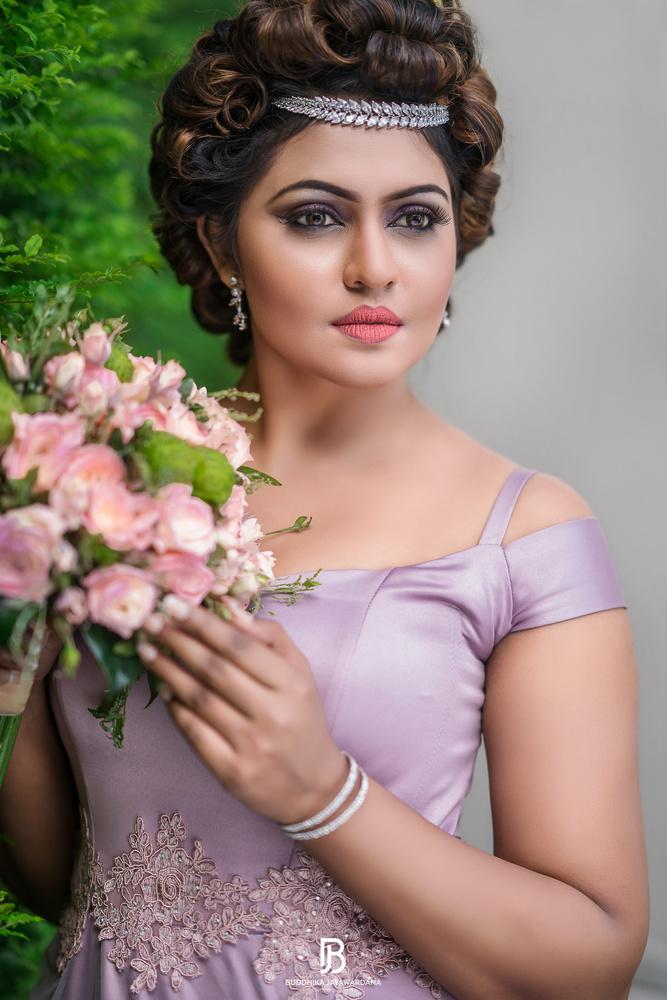 Beautiful Bride by Buddhika Jayawardana