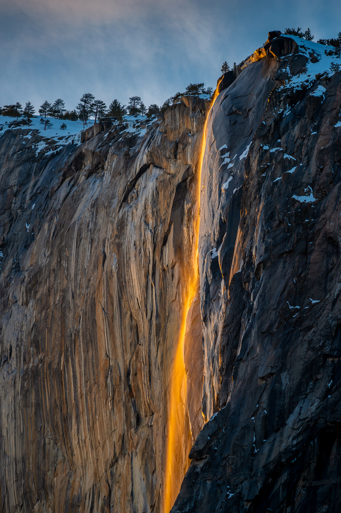 Firefall 2019, Yosemite National Park by Chad Butler