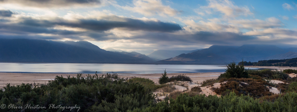 Theewaterskloof Dam by Oliver Heistein