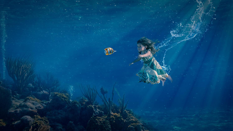 Under the Sea by David Morales