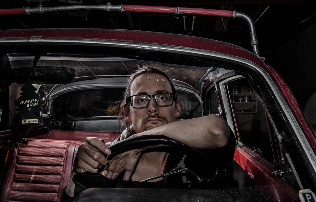 Automotive goodbye by Rickard Fallqvist