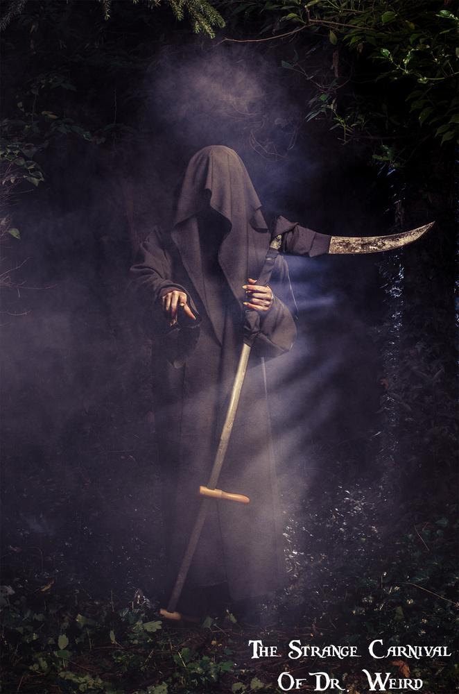 Grim reaper  by Nathan Balavoine