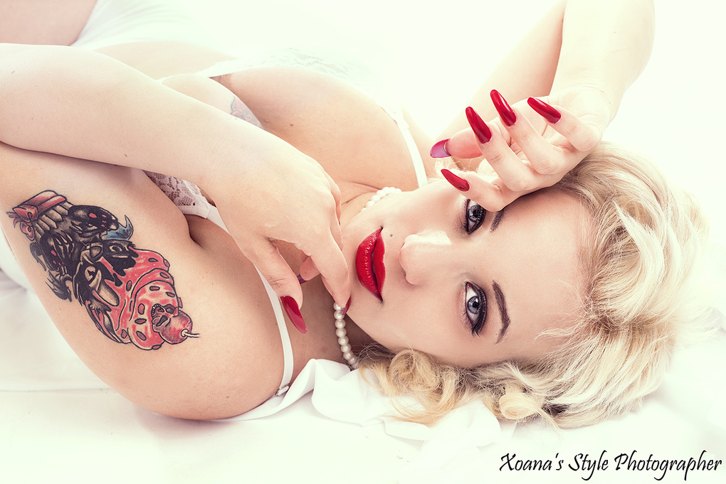 Forever Marilyn by Xoana Trotte