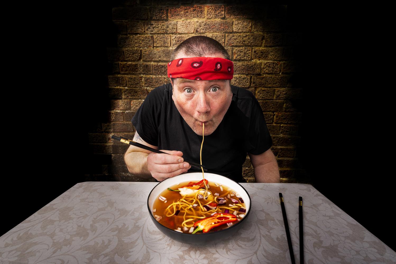 Super Noodle by Simon Anderson