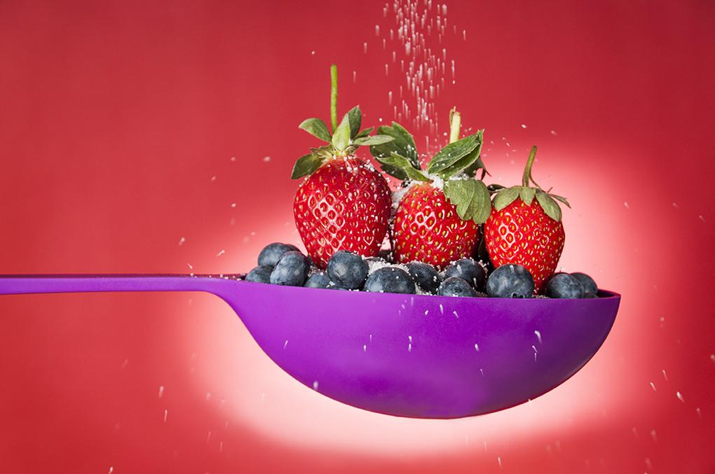 tutti frutti by Simon Anderson