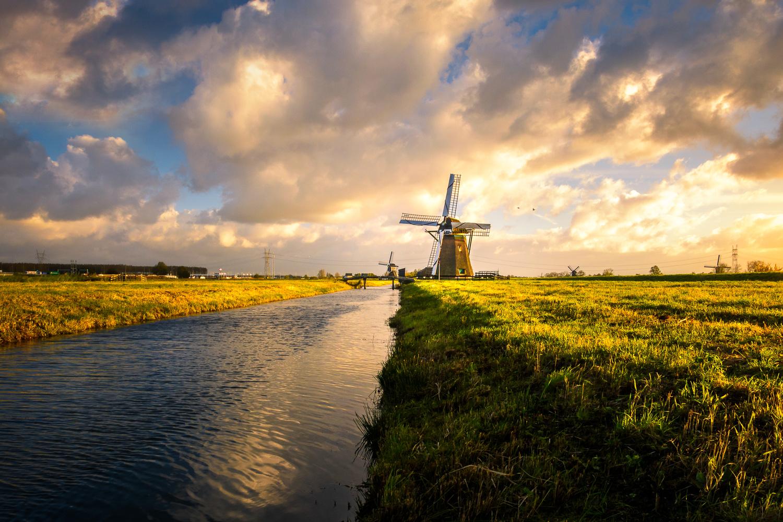 Dutch Light by Martijn van der Nat