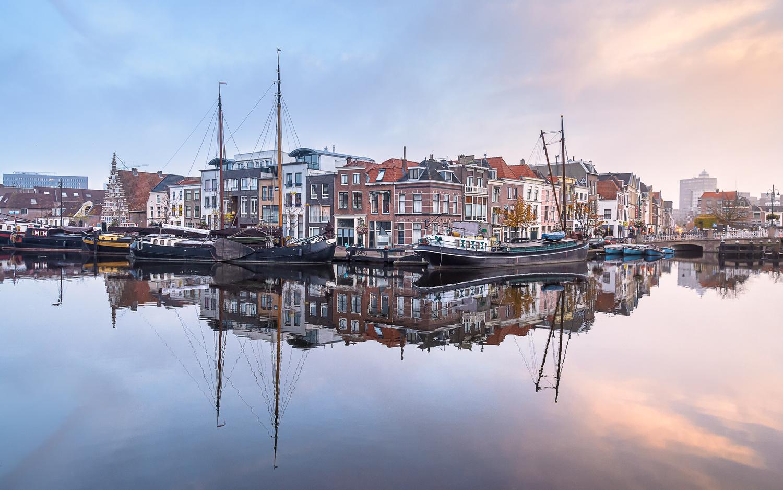 Silent City by Martijn van der Nat
