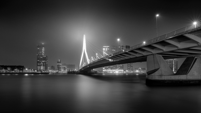 Bright Lights, Big City II by Martijn van der Nat