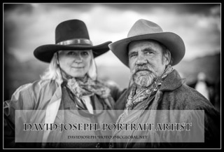 Untitled True Western Couple by David Joseph
