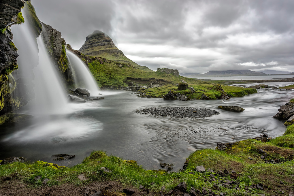 Iconic Kirkjufell by Patrick Luchsinger