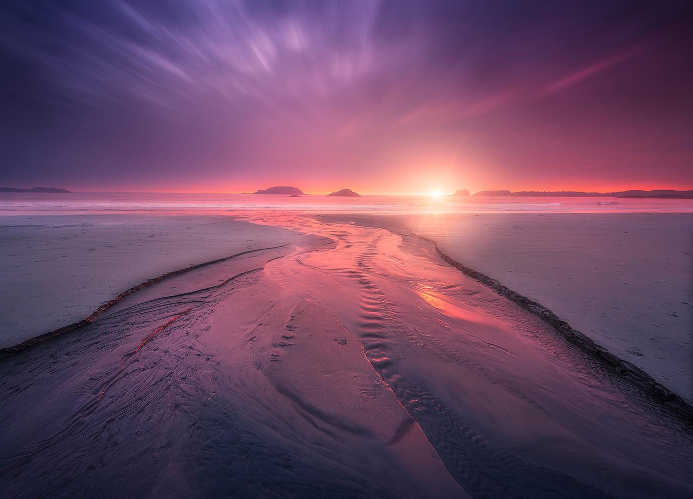 Divine Line by Ramtin Kazemi