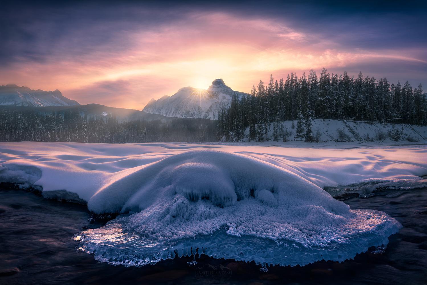 Ballad of the Rockies by Ramtin Kazemi