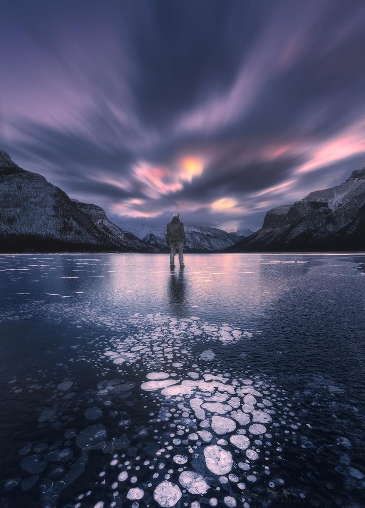 Frozen In A Dream by Ramtin Kazemi