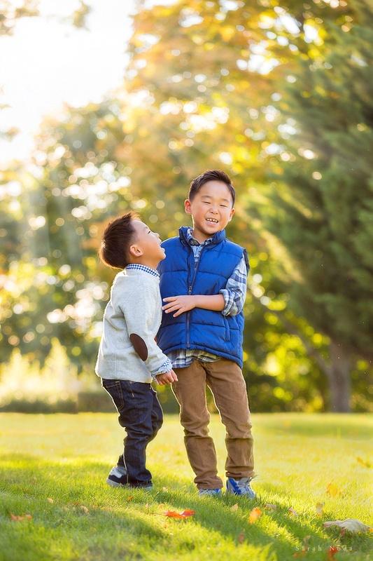 The joy of boys by Sarah Noda