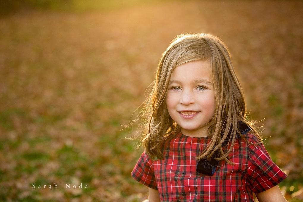 Samantha in the sunshine by Sarah Noda