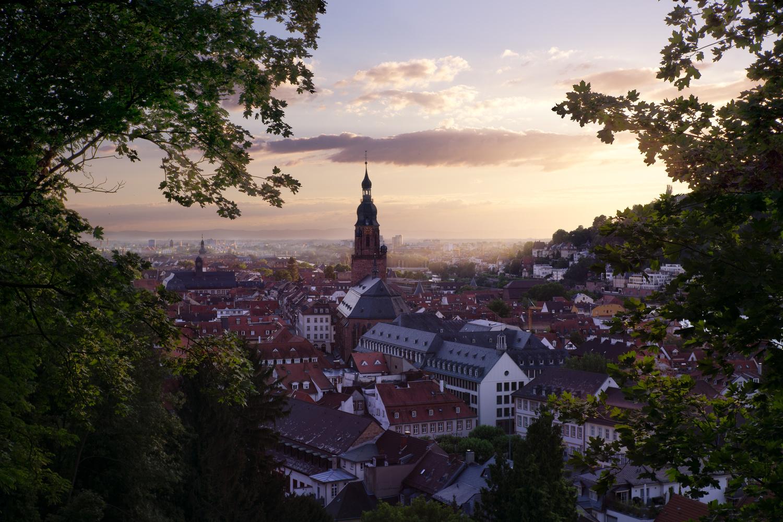 Heidelberg Germany by Raoul Schipper