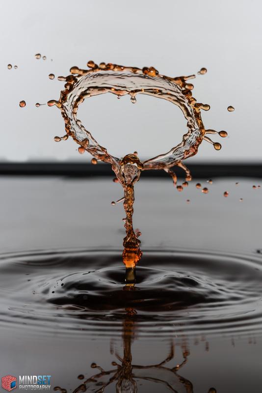 Water Heart by Mukesh Barmeda