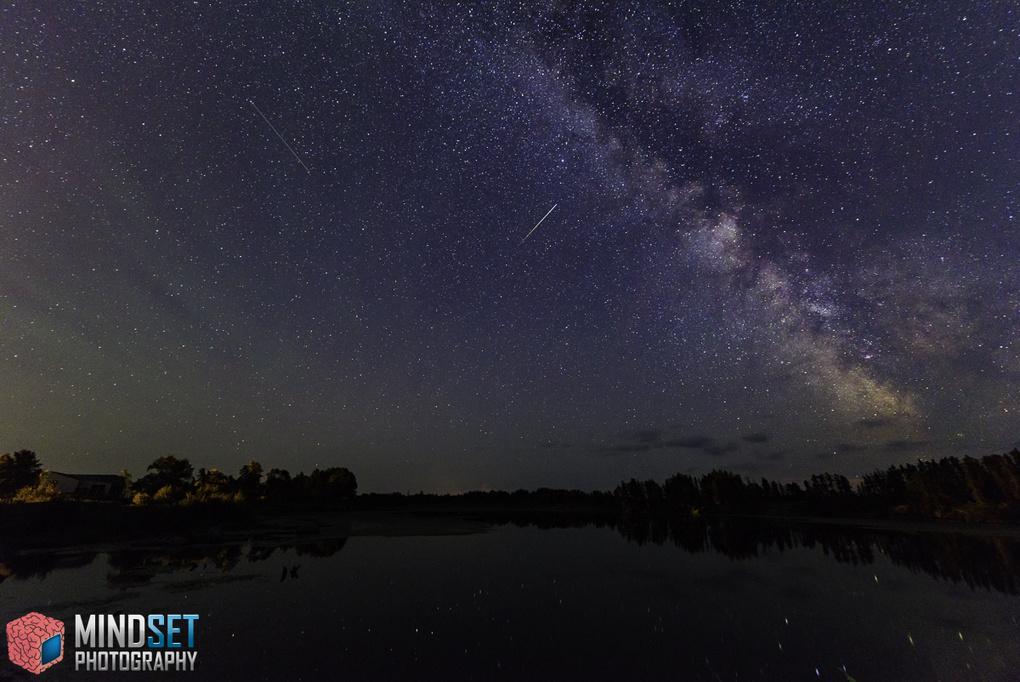 Perseids Meteor Shower 2015 by Mukesh Barmeda