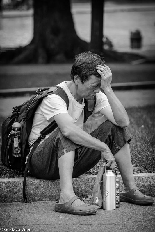 Stressed by Gustavo Viteri