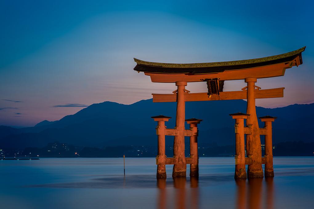 Miyajima, Hiroshima by jon galione