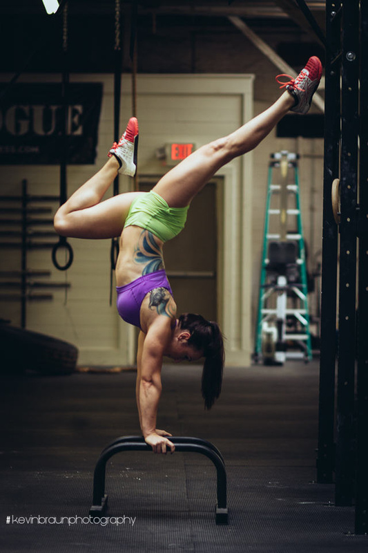 Crossfit Rogue by Kevin Braun