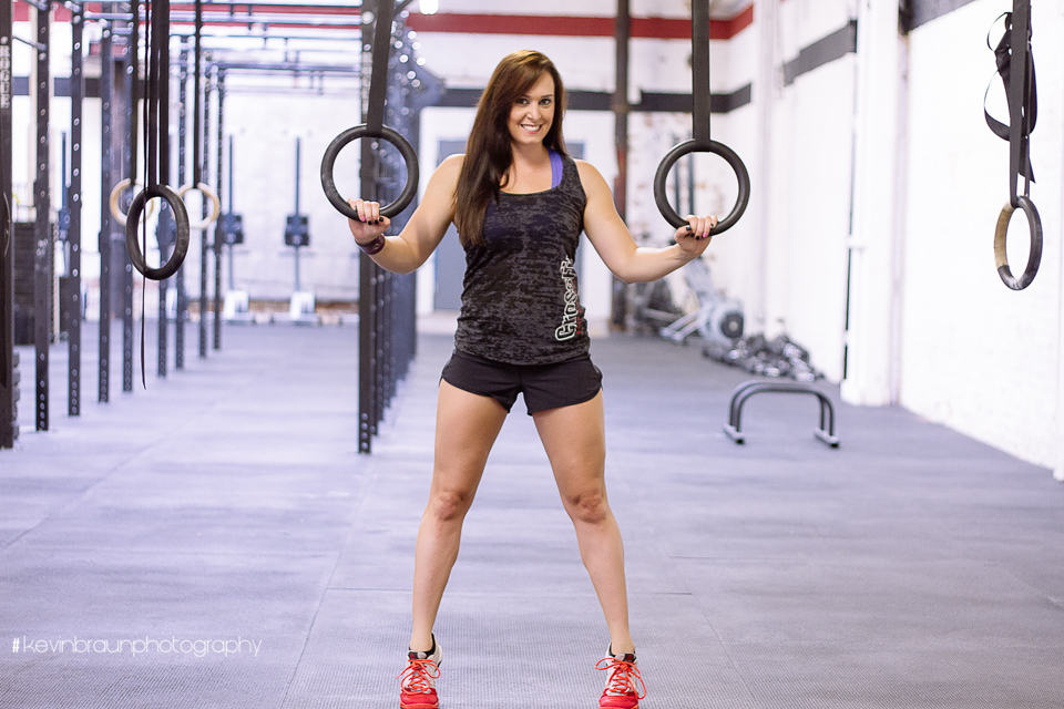 Crossfit Trainer by Kevin Braun