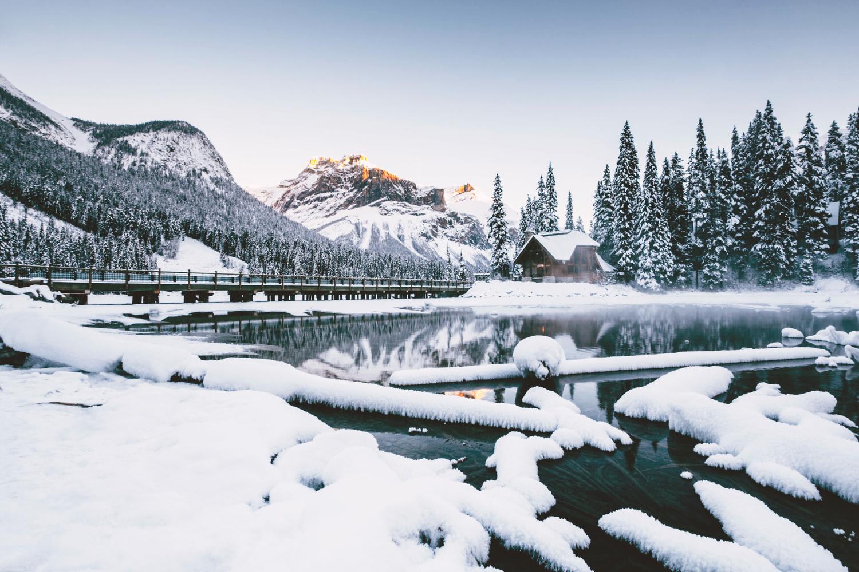 Winter Wonderland by Simranjit Singh