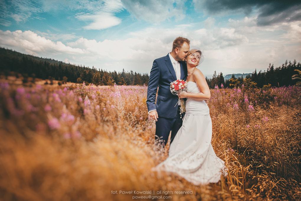 Mountain Love by Paweł Kowalski