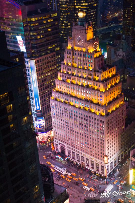 NYC. by Will Stewart