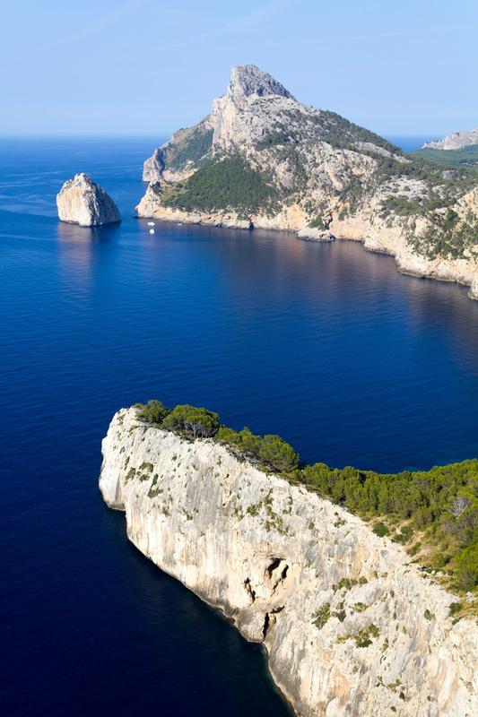 Mallorca.  by Will Stewart
