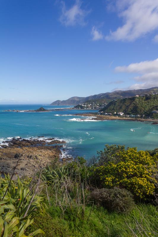 Coastal. by Will Stewart