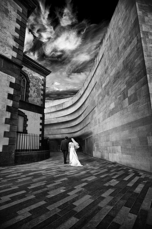 City Wedding by David O Sullivan