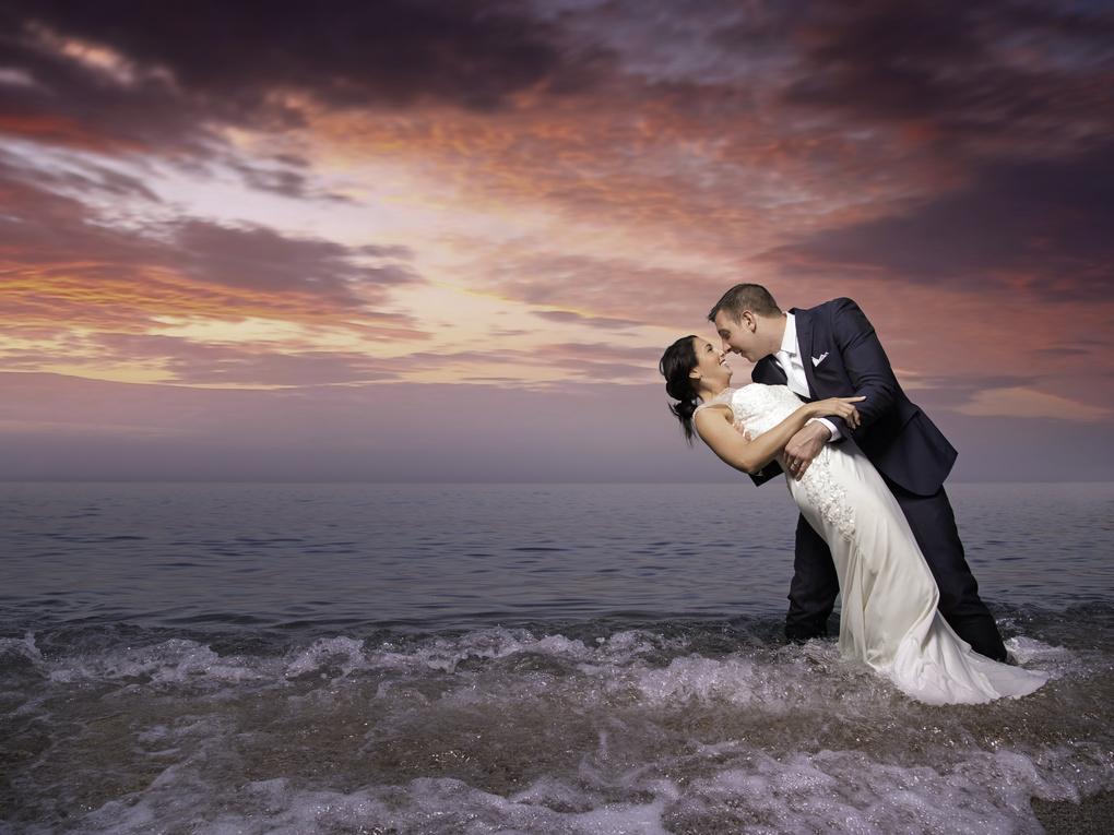Sunset Wedding by David O Sullivan