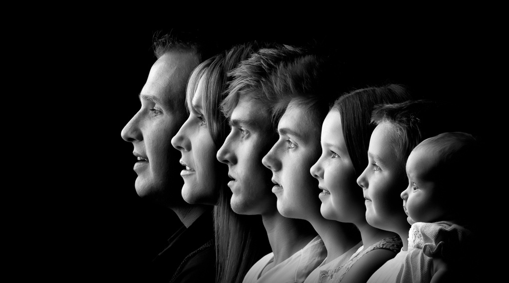 Family Resembalnce  by David O Sullivan