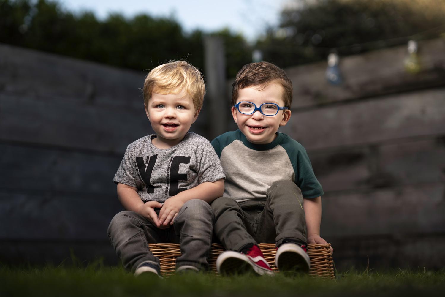 Brotherly Love by David O Sullivan