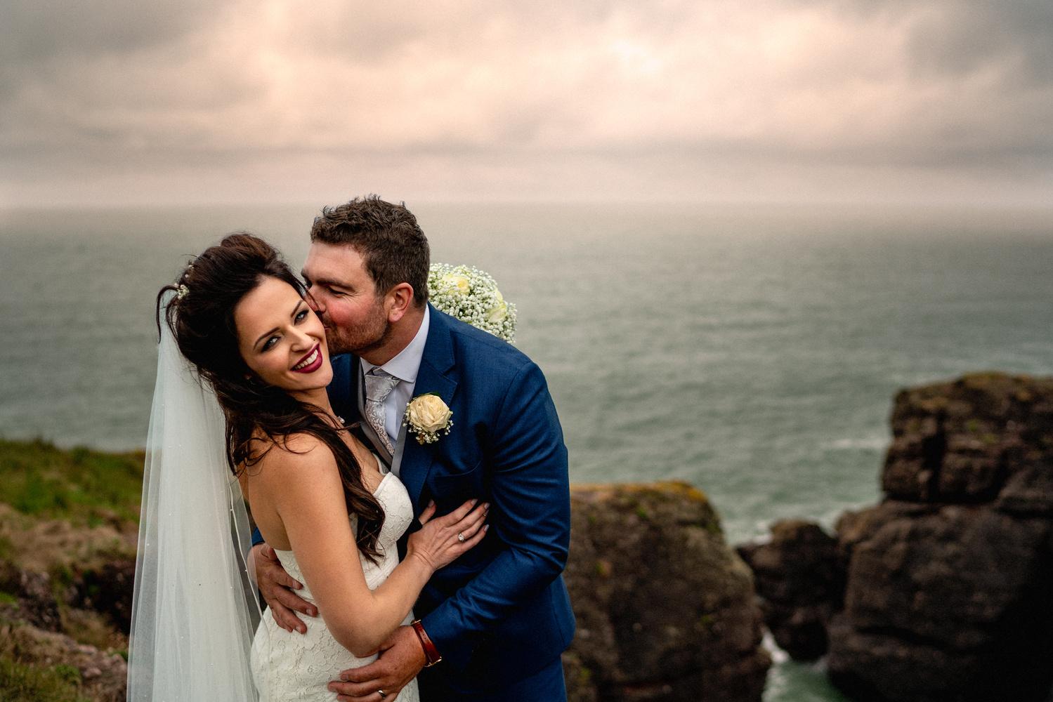 That Wedding Day Smile by David O Sullivan