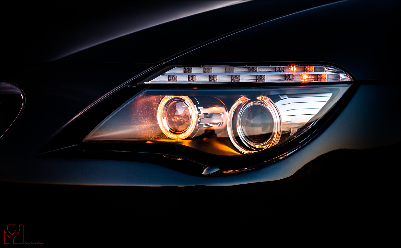 BMW 635 by Yannig Van de Wouwer