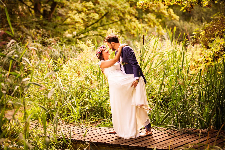 Caroline & Kenneth by Yannig Van de Wouwer