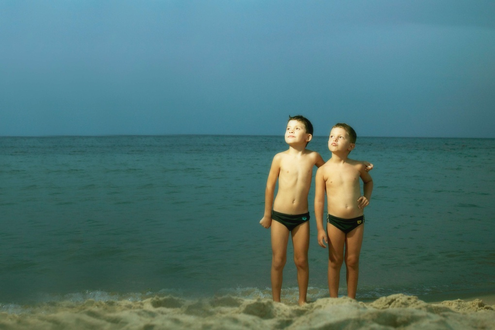 children photography by Francesco Canuli