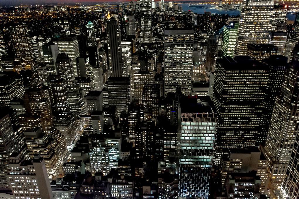 NY#13 by Rodrigo Luft