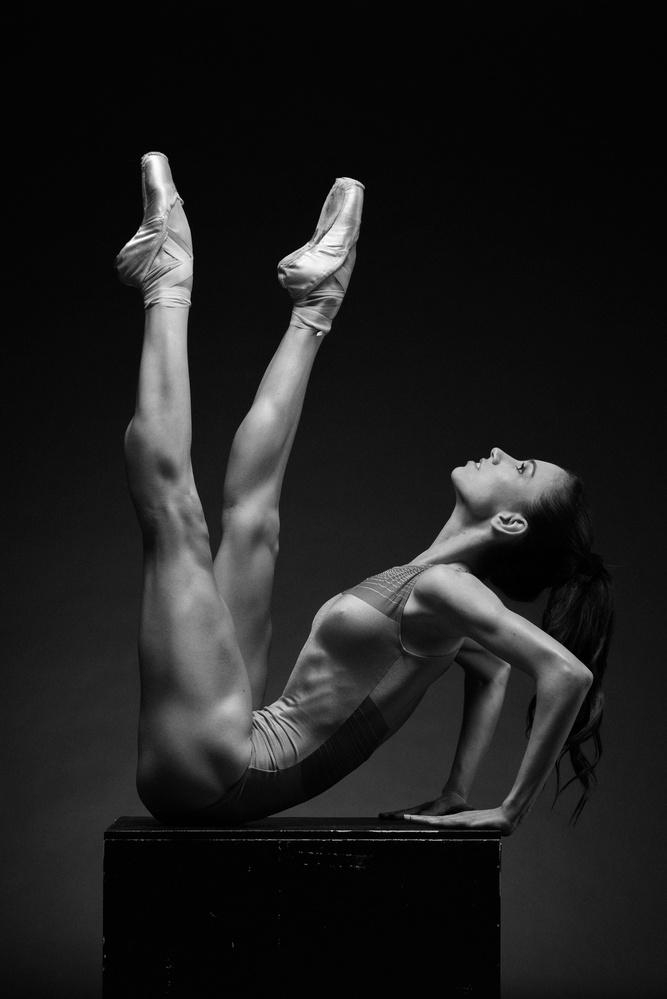 intense dedication by Nico Socha