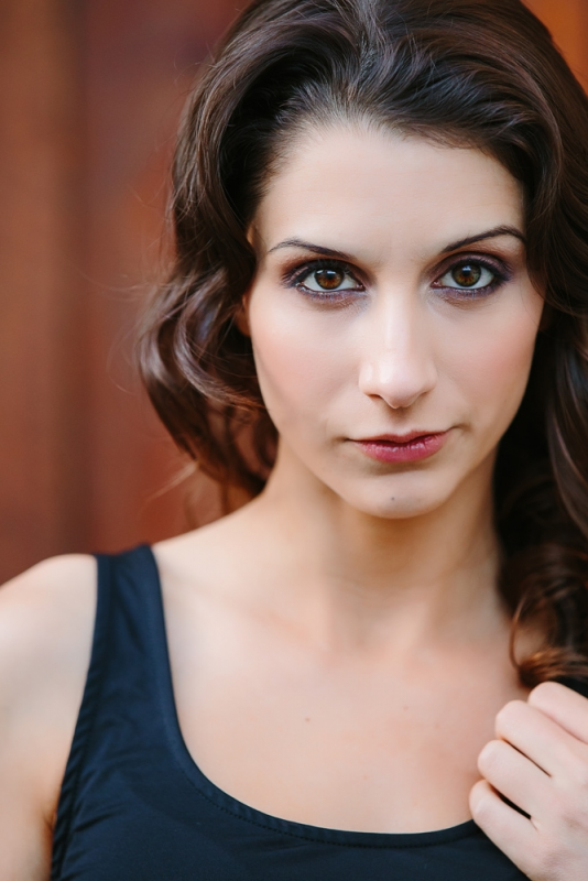 Maria - Headshot 1 by Chris Ingram