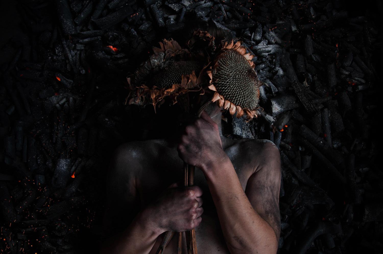 Sleeping fire by Edoardo Dusina