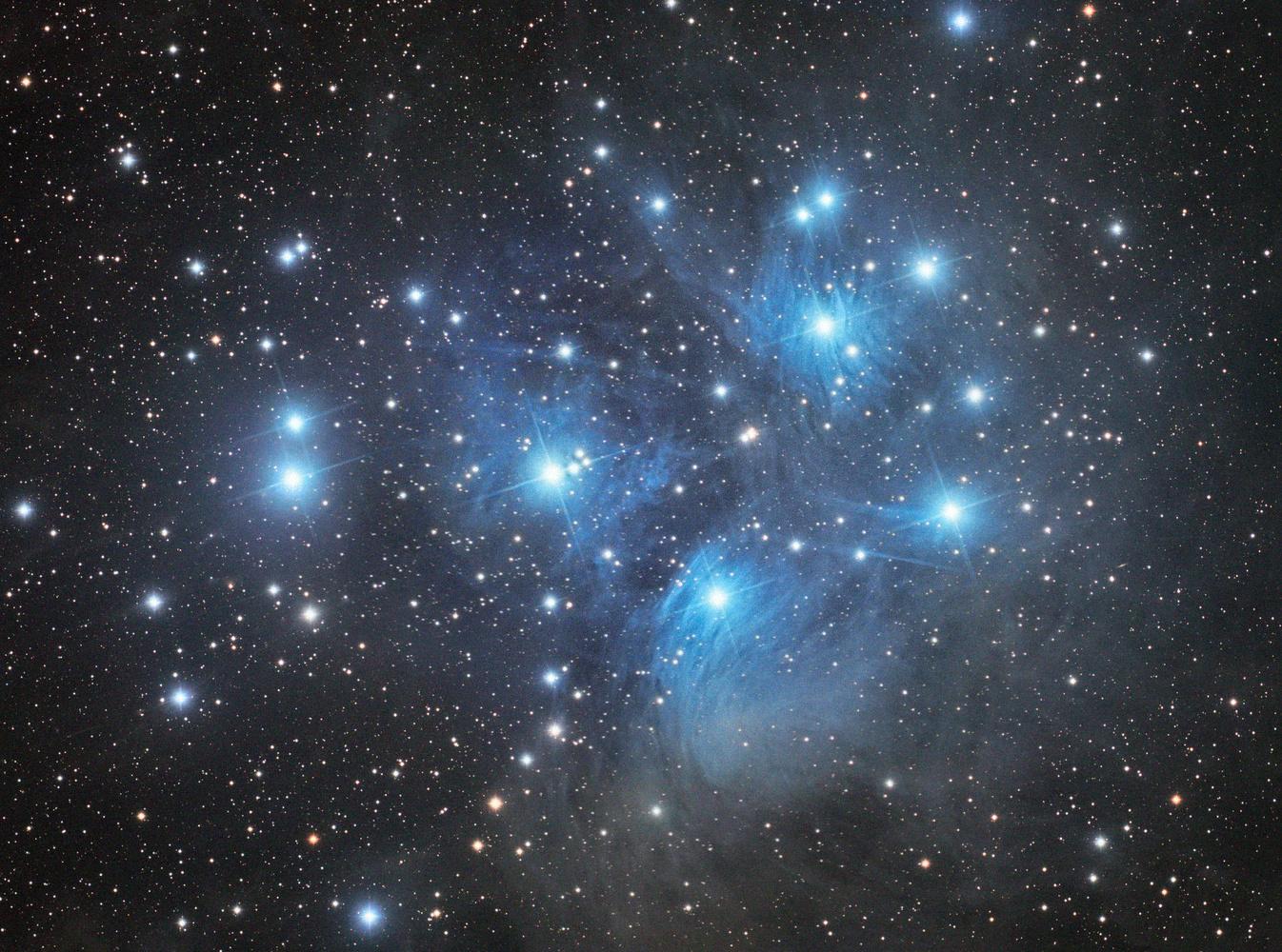 Pleiades, Italy 2018 by Edoardo Dusina